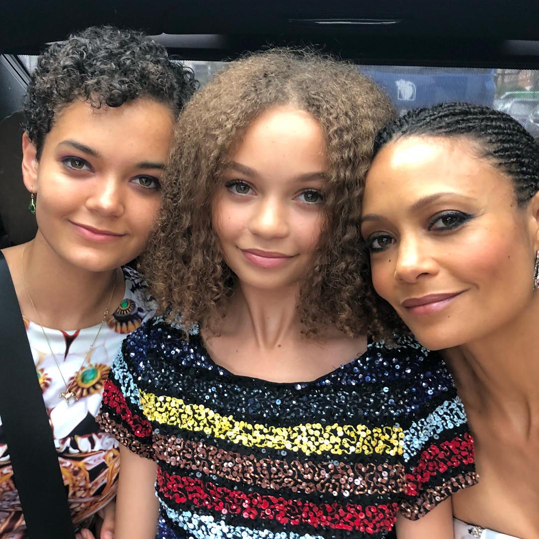 Thandie newton daughter