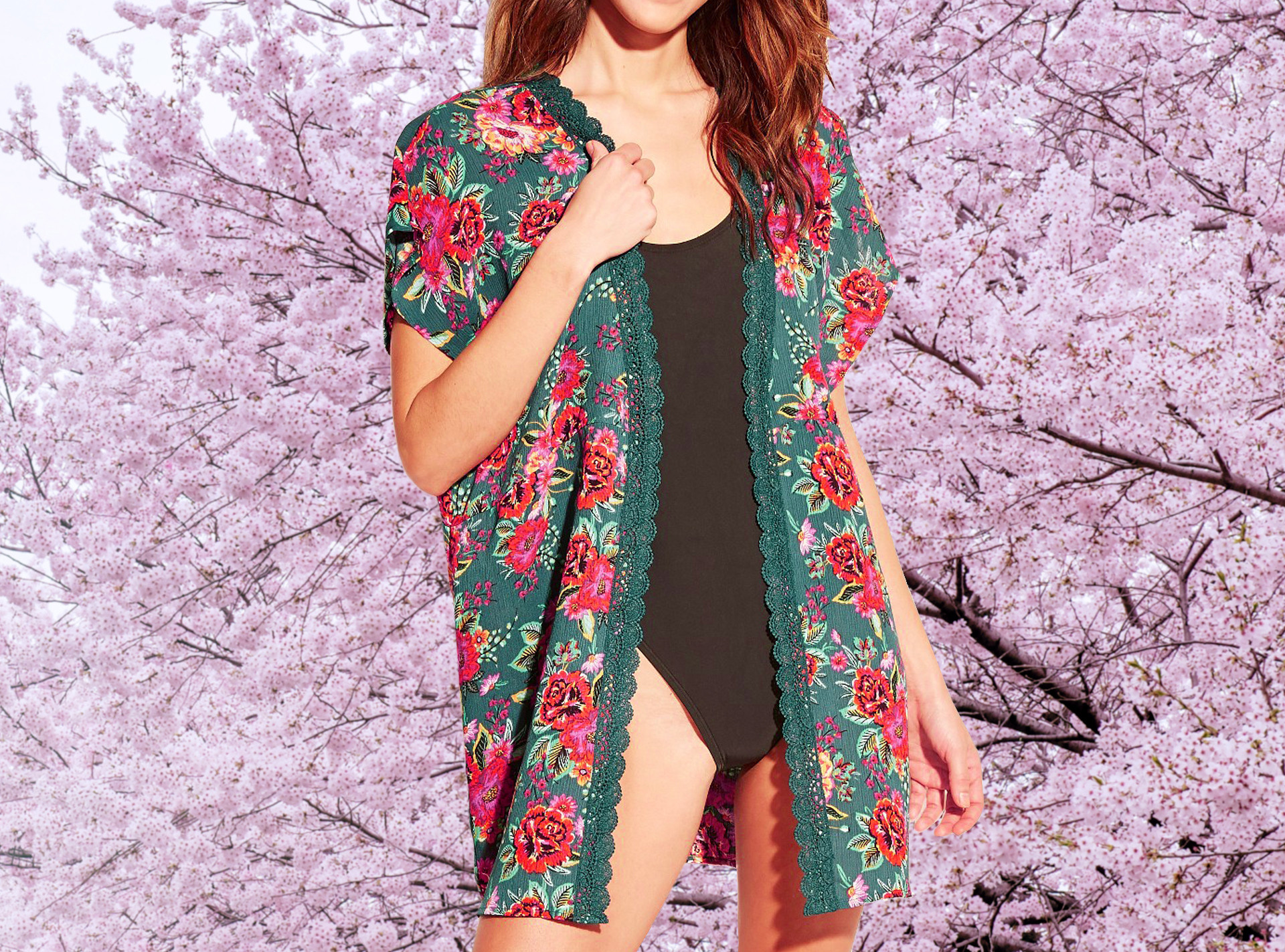 Kimono Cover Ups for the Beach or Pool