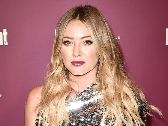 Hilary Duff's Home Targeted by Suspected Intruder