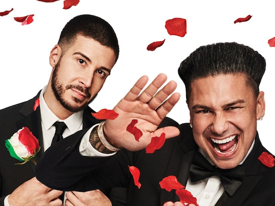 Pauly D and Vinny Learn a Lot of Dirty Laundry About Their Potential Wifeys on <I>Double Shot at Love</i></I>