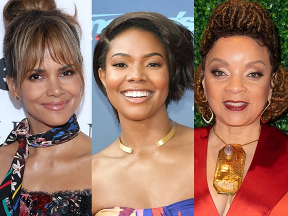 Gabrielle Union, Halle Berry and More Celebs Show the Power of Sisterhood With the #WomensHistoryMonth Challenge