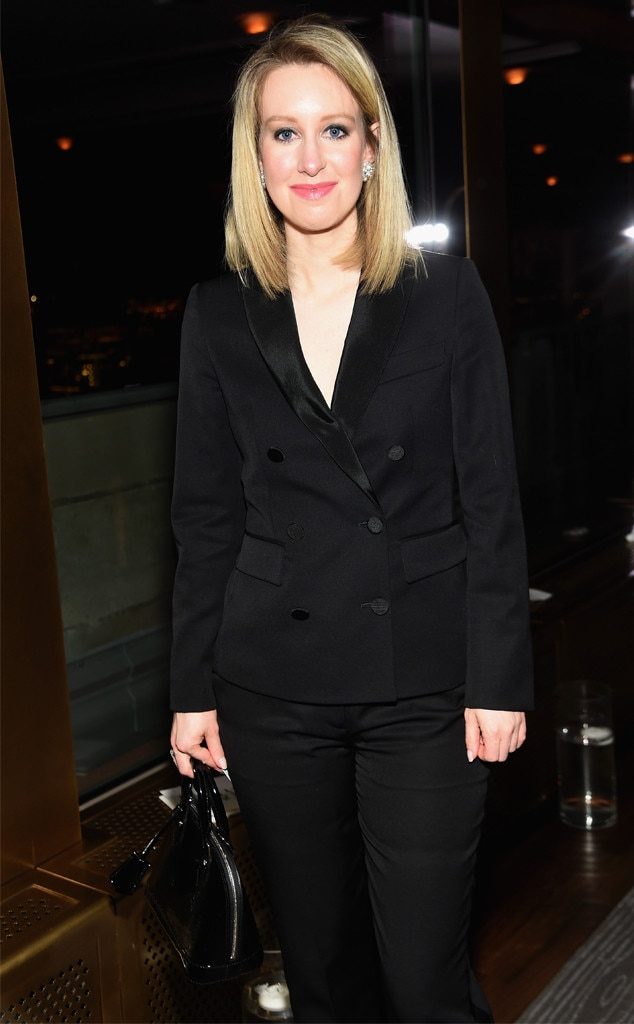 Elizabeth Holmes -  After Theranos' demise, Holmes retreated from the public eye...but has a rather robust private life, despite facing up to 20 years in prison (though she plead not guilty tonine counts of wire fraud and two counts of conspiracy to commit wire fraud).   According to Vanity Fair  's  Nick Bilton , Holmes is living in a San Francisco luxury apartment and is engaged to a hospitality heir currently working in the tech field. He's eight years younger and she reportedly wears his MIT class ring on a chain around her neck. Bilton also shared photos from Holmes'  private social media account of the couple on his Twitter account .