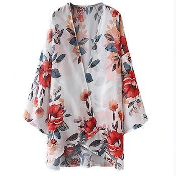 E-Comm: Kimono Cover Ups