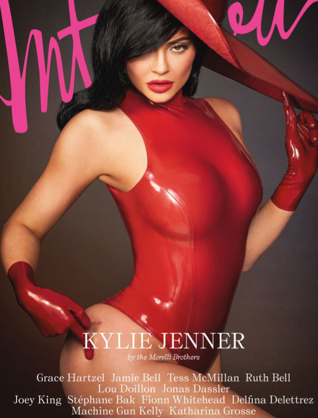 Kylie Jenner, Interview