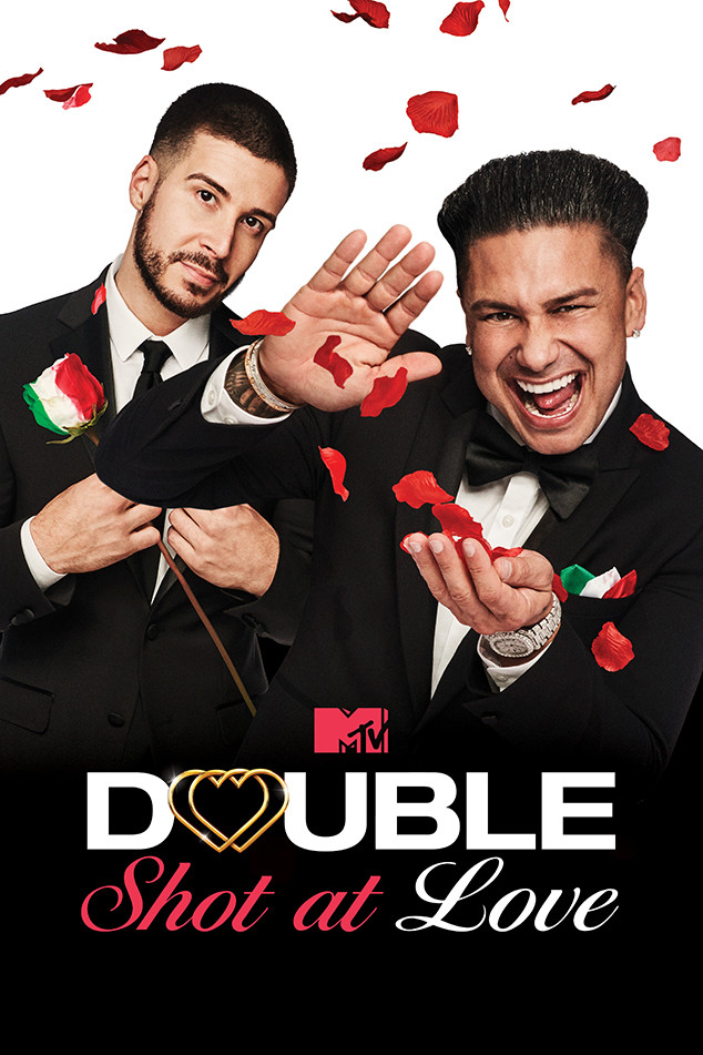 Pauly D and Vinny's A Double Shot at Love Preview Is Full ... A Double Shot At Love