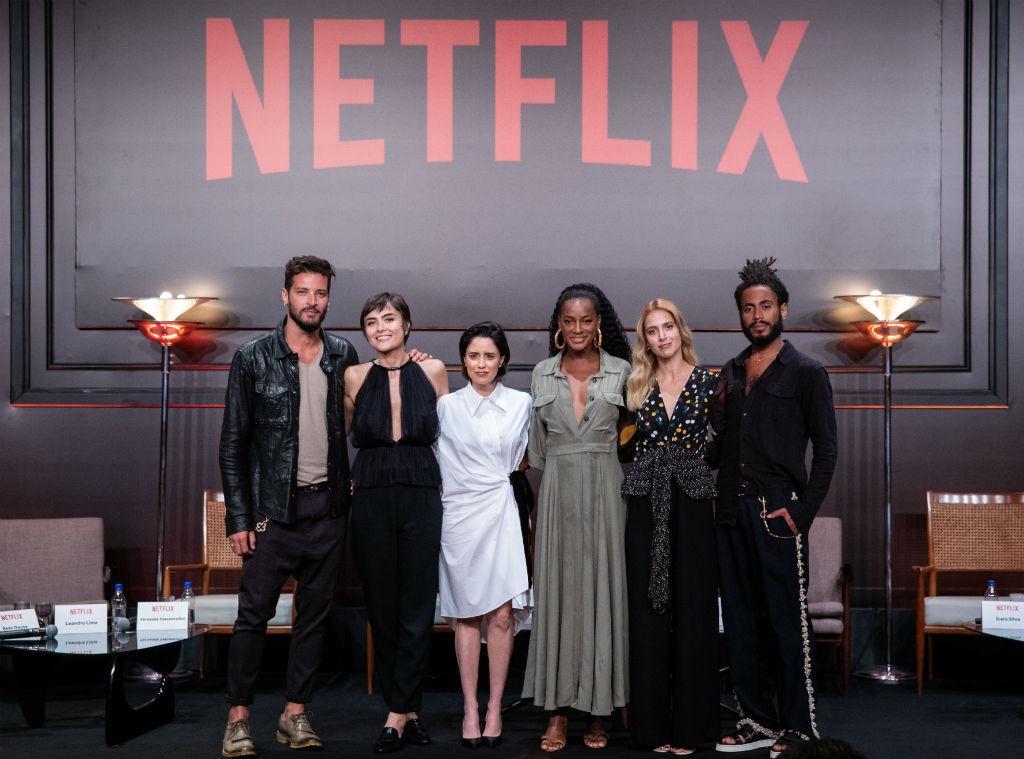 Coisa Mais Linda, Netflix
