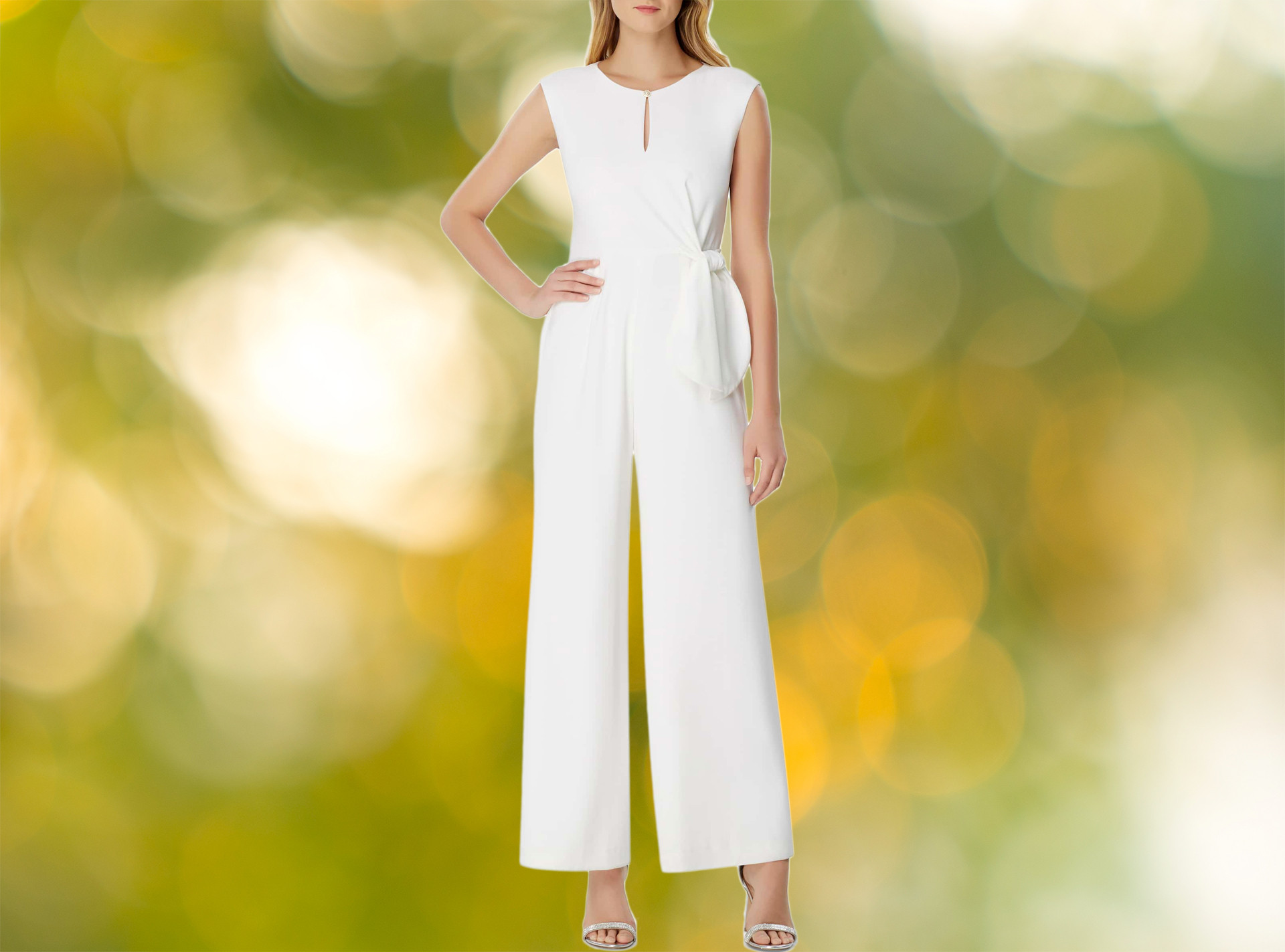 How to Wear White This Spring