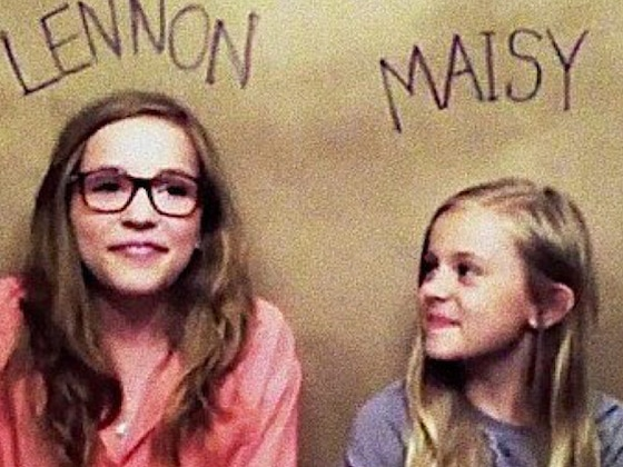Viral Music Duo ''Lennon & Maisy'' Are All Grown Up and Still Making Music