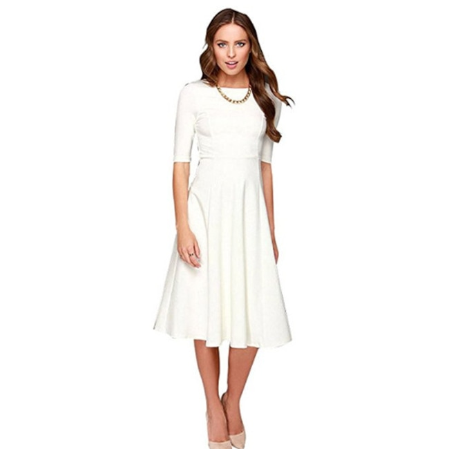 E-Comm: How to Wear White