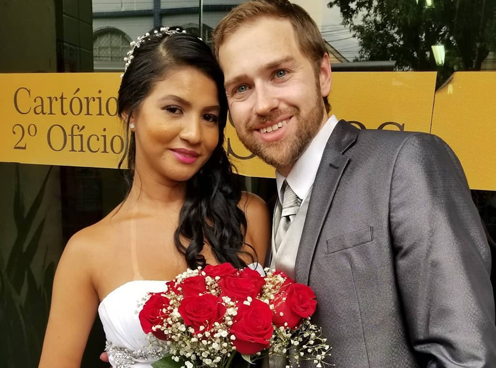 90 Day Fiance, Paul Staehle, Karine Martins