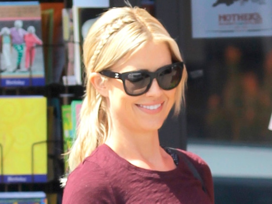 Christina Anstead Is All Smiles as She Steps Out After Pregnancy Announcement