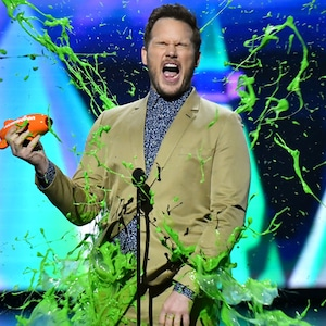 Chris Pratt, Nickelodeon 2019 Kids Choice Awards