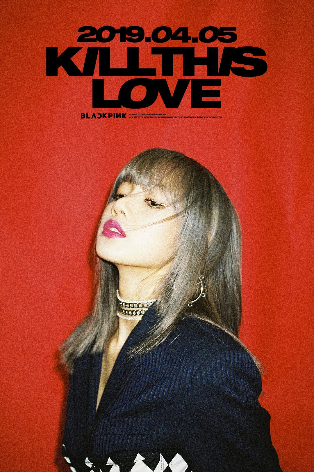 BLACKPINK Looks So Different in Their KILL THIS LOVE Posters