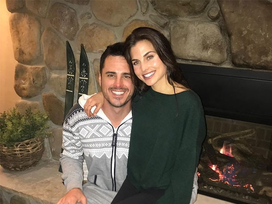 "Ben Higgins' Girlfriend Calls Him a ""Blessing"" in Sweet Birthday Post"