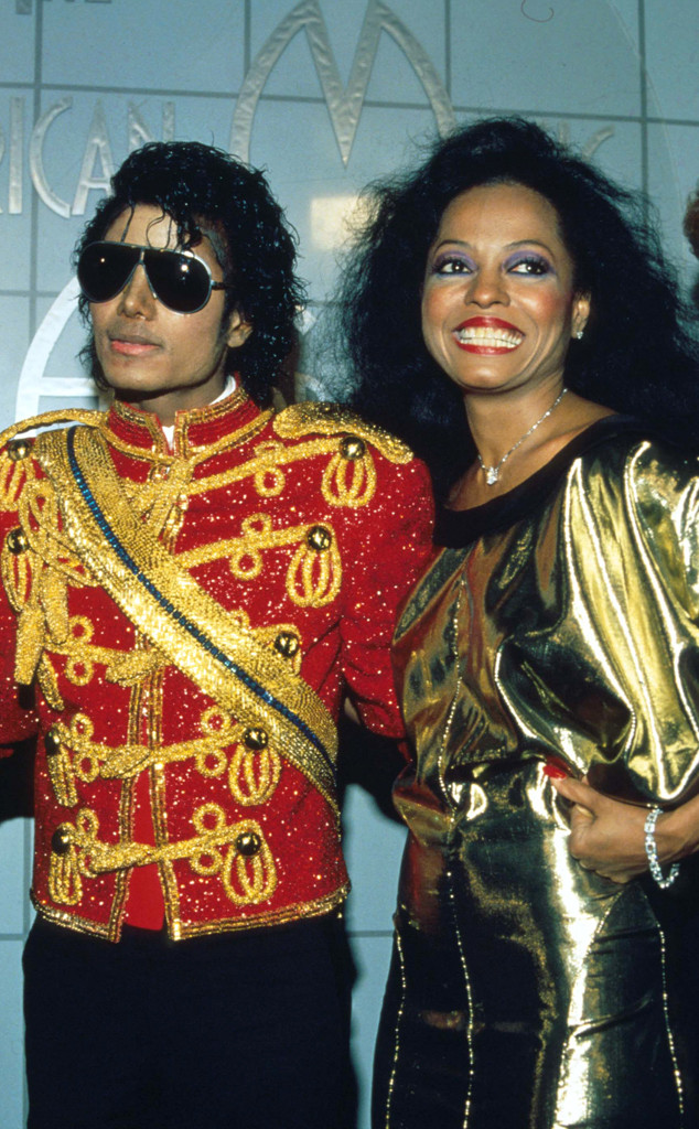 """Image result for Diana Ross Stands Up For Michael Jackson: """"A Magnificent Incredible Force"""""""