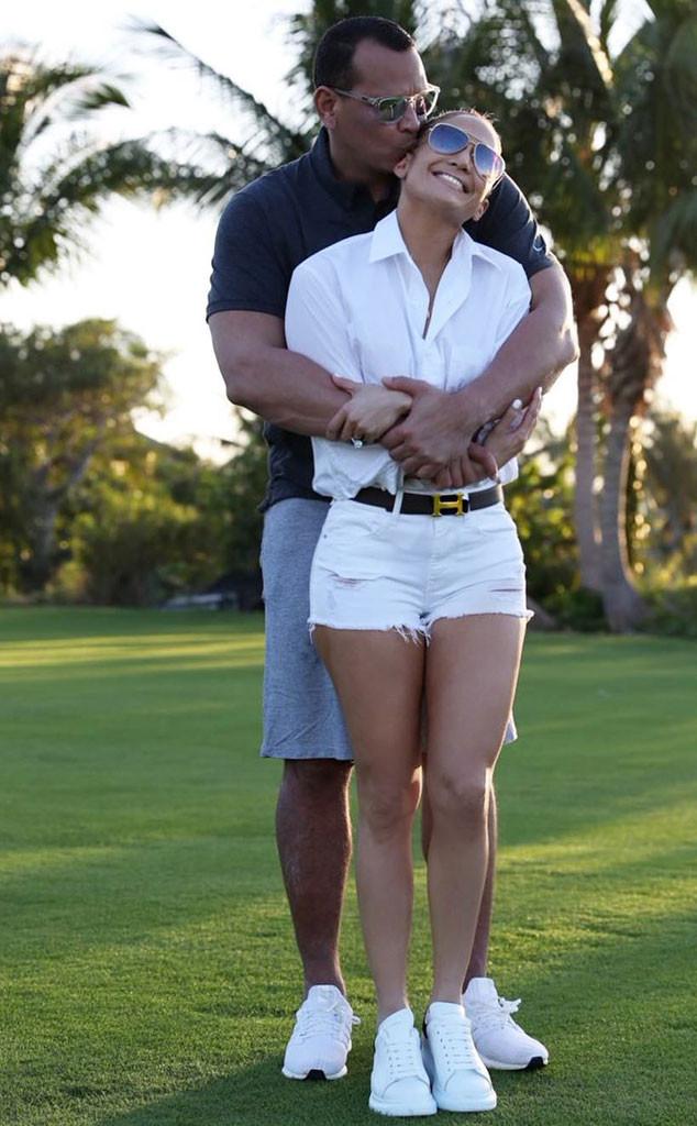 Alex Rodriguez's Proposal to Jennifer Lopez Took 6 Months to Plan