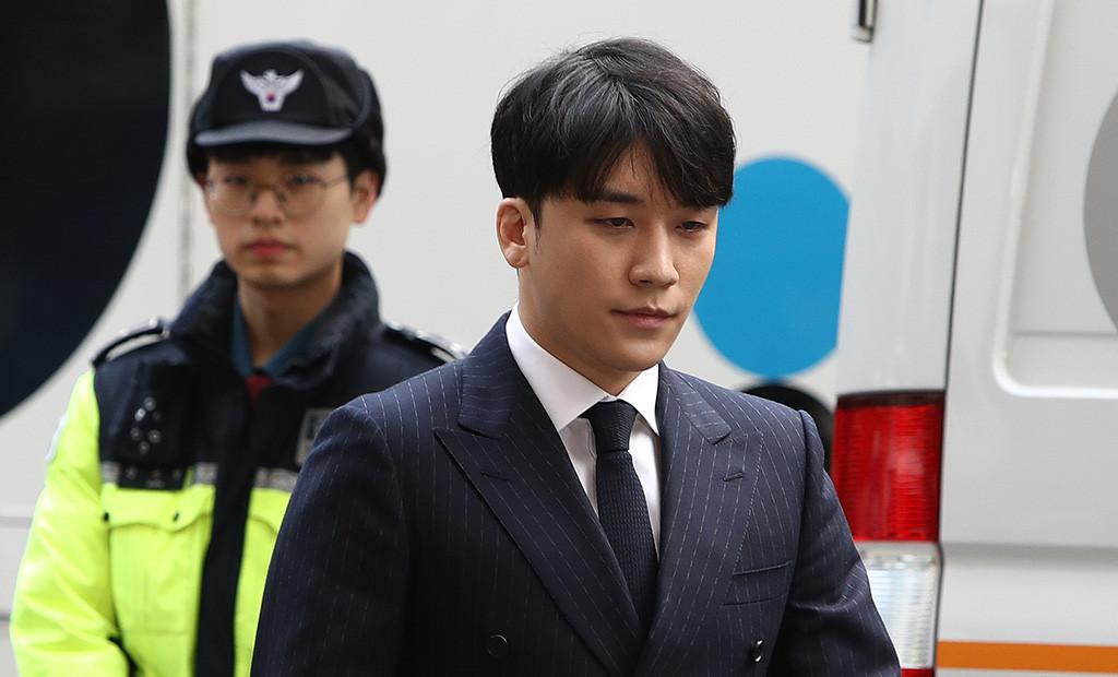 Update: Seungri's Arrest Request Is Dismissed In Court