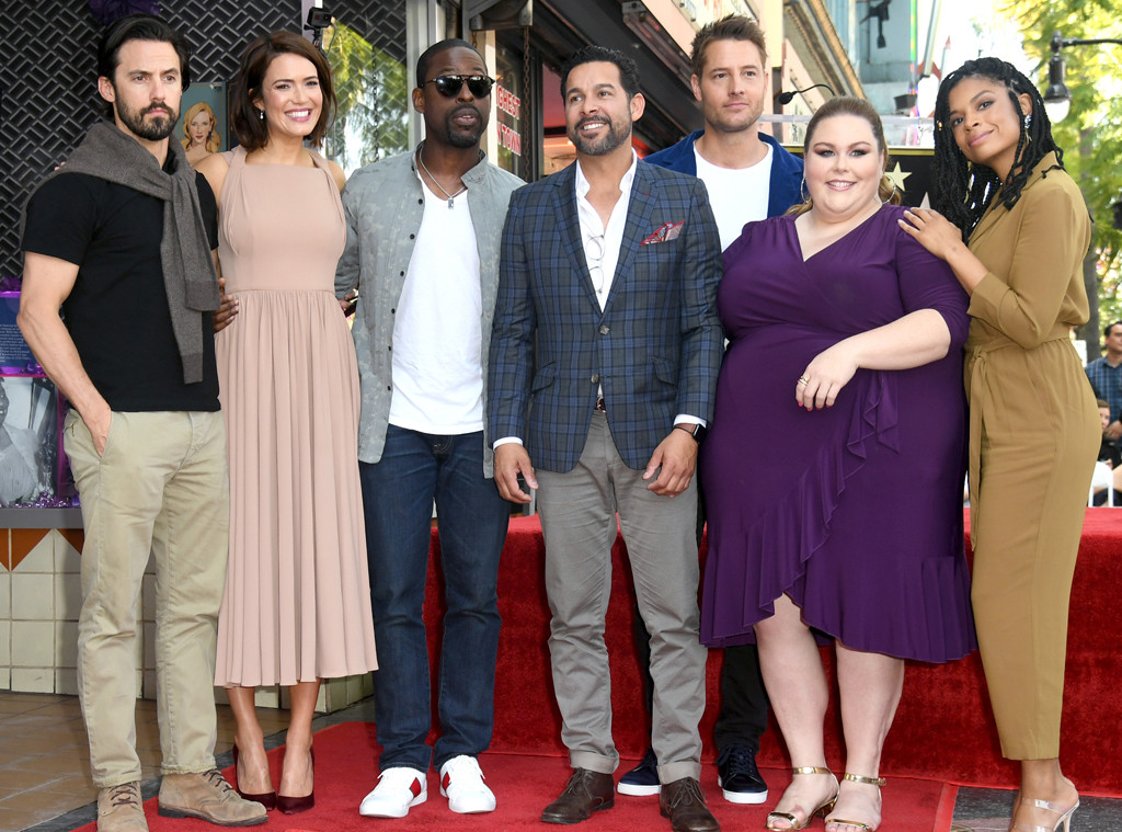 Mandy Moore, This Is Us cast
