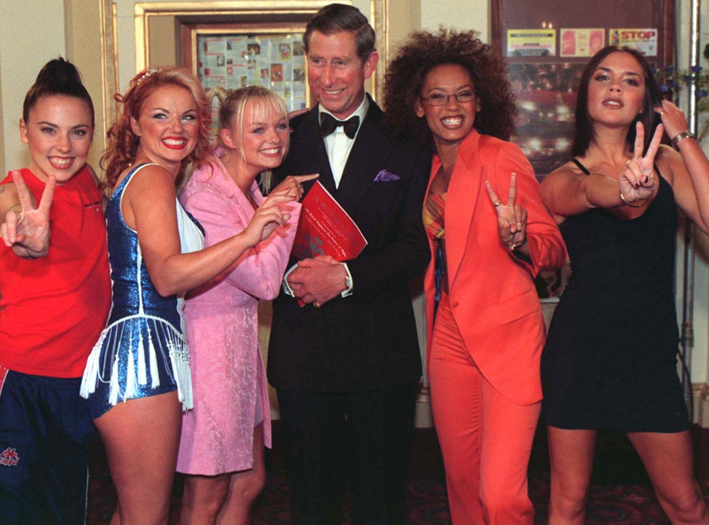 Spice Girls, Prince Charles