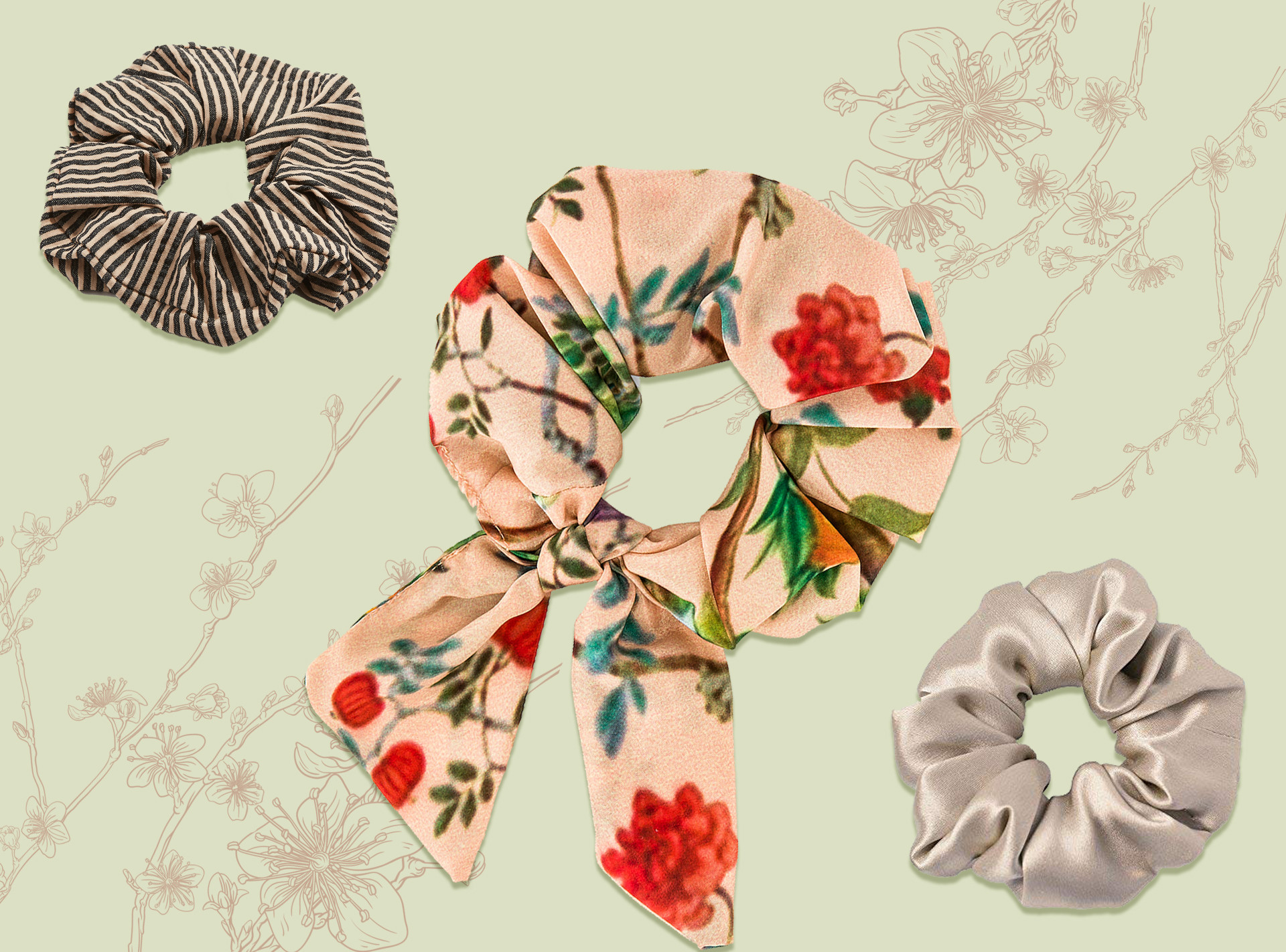 E-Comm: Our Favorite Scrunchies