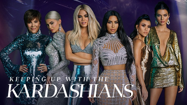 KUWTK Season 16 Show Page Assets, Keeping Up With the Kardashians