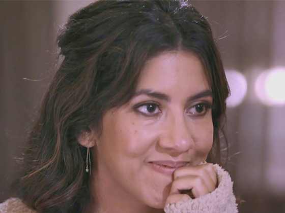 Stephanie Beatriz Finally Gets Acquainted With Her Late Grandmother Courtesy of Tyler Henry
