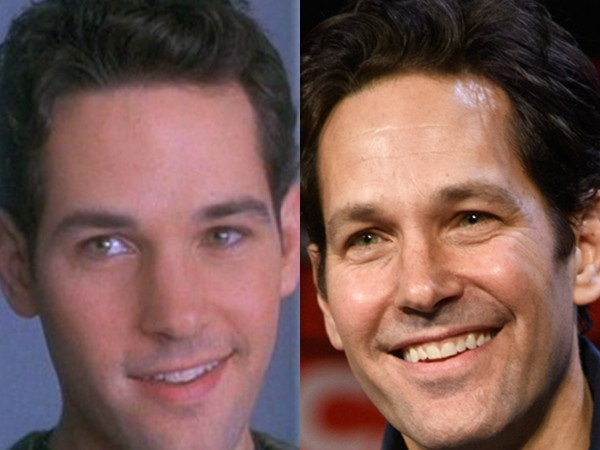 Paul Rudd Has the Best Response to Why He Doesn't Age