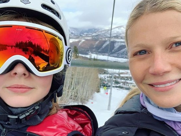 Gwyneth Paltrow Gets Called Out by Her Daughter for Posting Selfie Without Permission