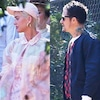 Katy Perry, Orlando Bloom, Kanye's Church Service