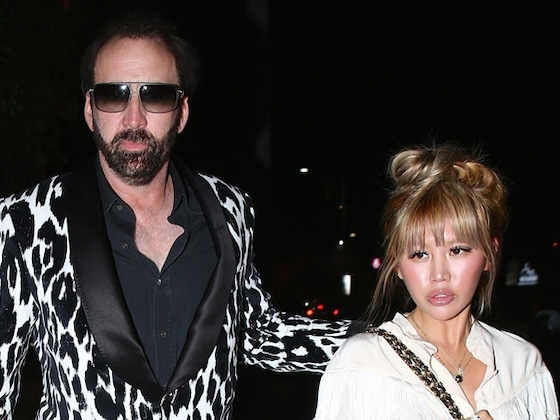 Nicolas Cage Could Be Getting Married for the Fourth Time