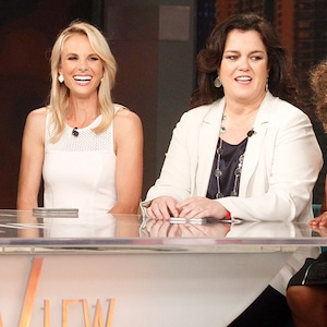 The View, Elisabeth Hasselbeck, Rosie O'Donnell, Reunion, 2014