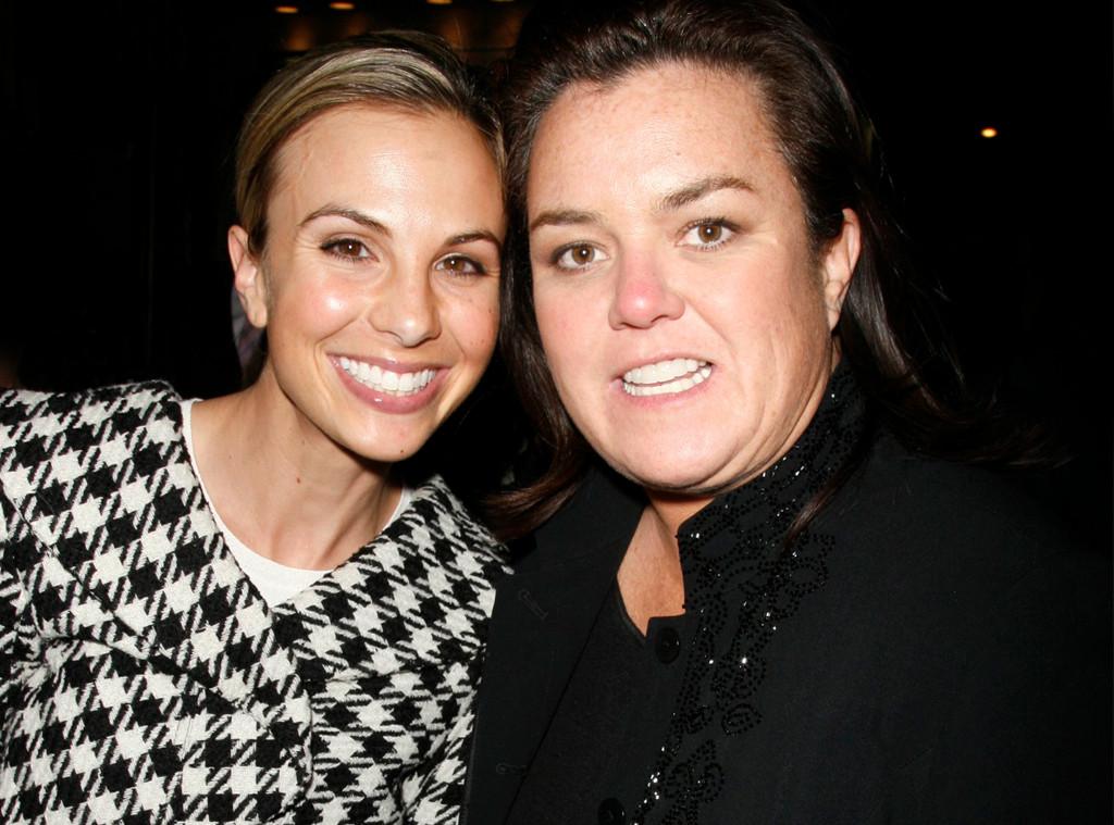 Rosie O'Donnell, Elisabeth Hasselbeck