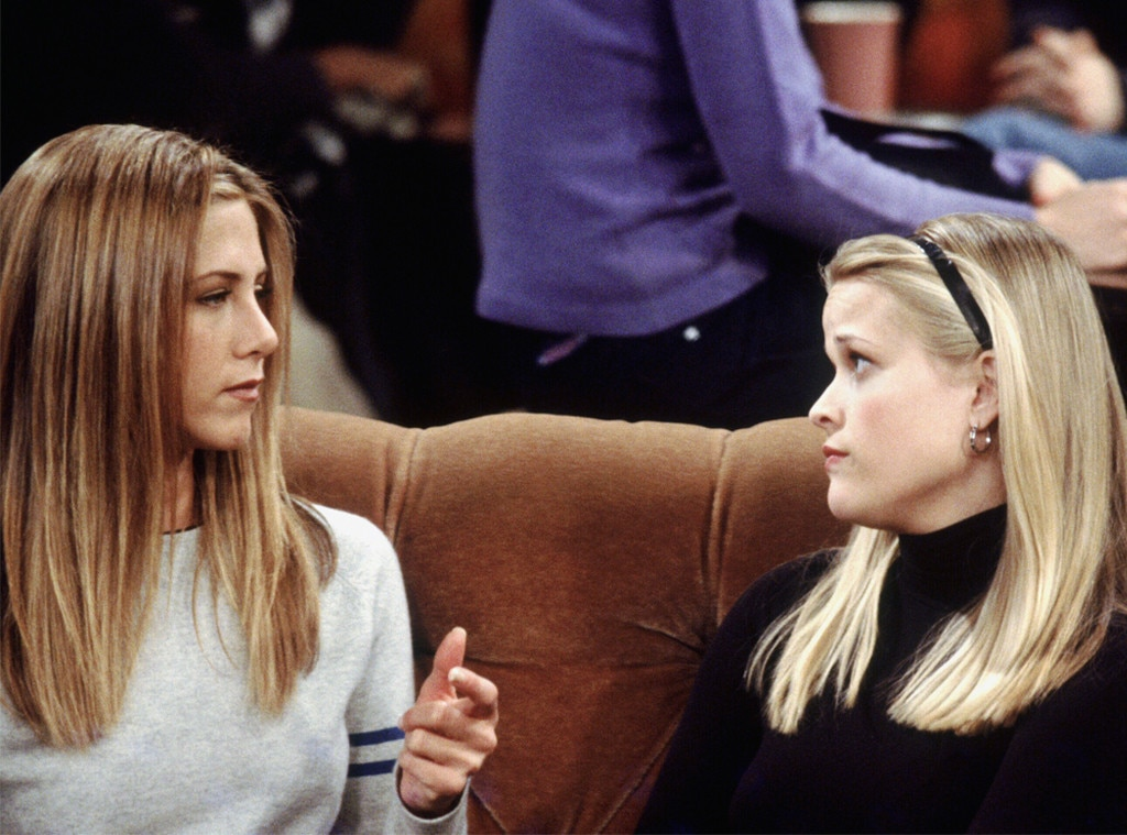 Jennifer Aniston, Reese Witherspoon, Friends