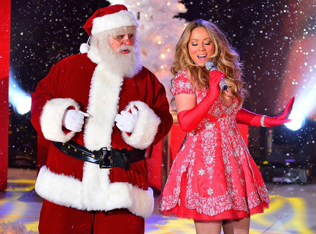 -  22. Carey's classic 1994 album  Merry Christmas  has sold over 15 million copies worldwide, making it the best-selling Christmas album of all time. 23. Her godmother is  Patti LaBelle , and the R&B icon has admitted to  slapping her goddaughter around  back in the day.