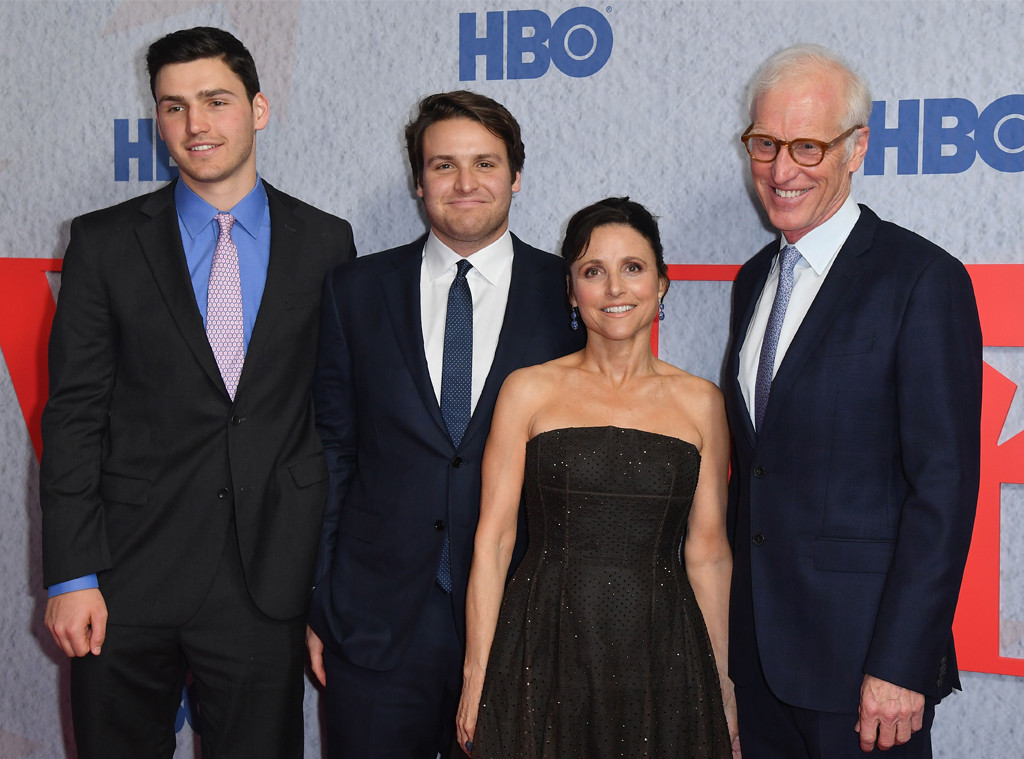 Julia Louis-Dreyfus and Her Family Are the Stars (and