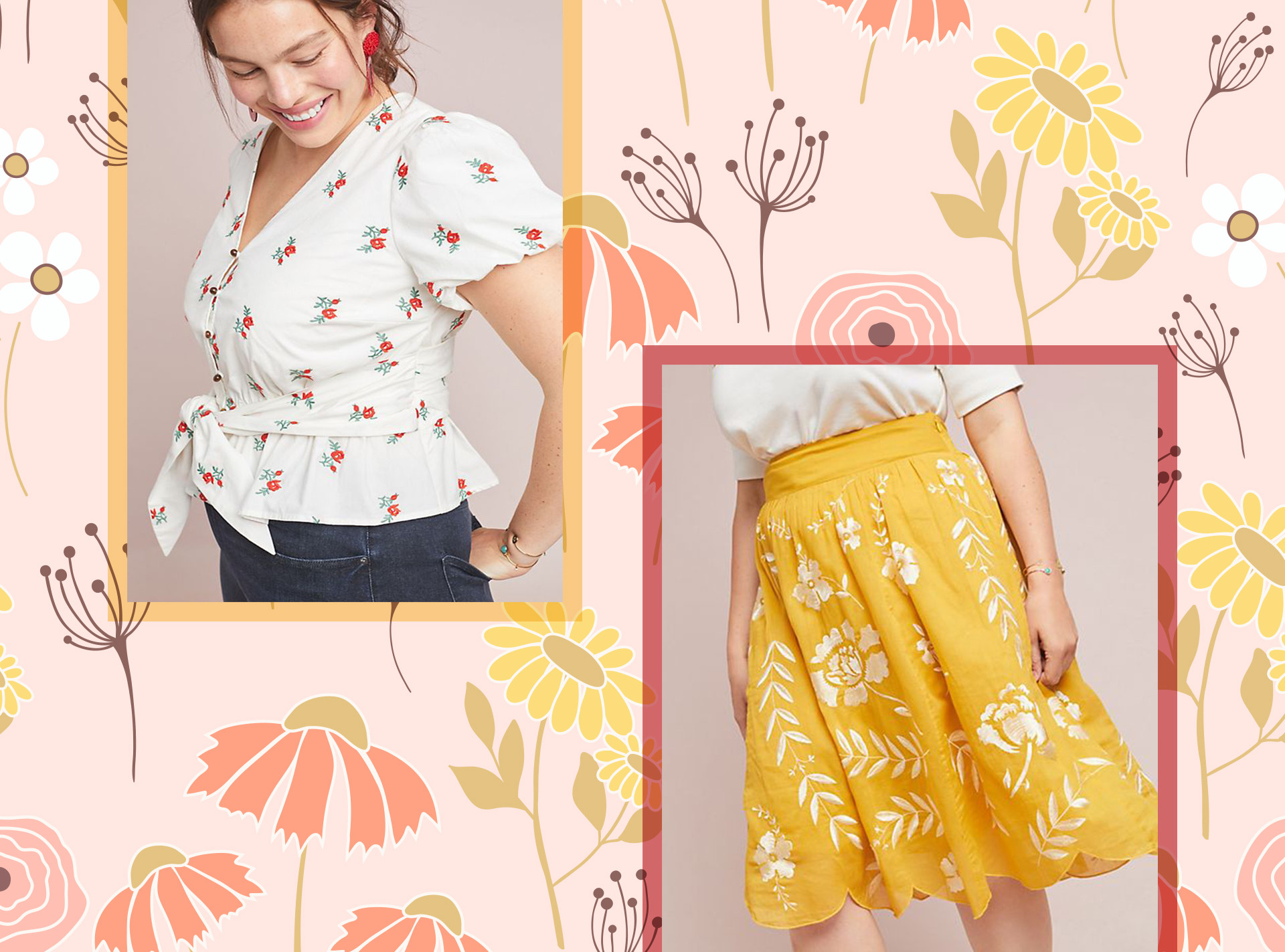 E-Comm: Our Favorite Anthropologie Plus-Size Picks
