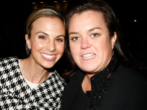 Elisabeth Hasselbeck Responds to Rosie O'Donnell's Crush Claims on <i>The View</i>