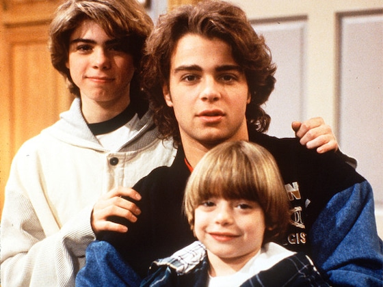 This Photo of All 3 Lawrence Brothers Will Make You Miss the '90s