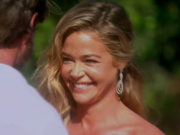 <i>The Real Housewives of Beverly Hills</i> Takes a Break With Denise Richards' Fabulous Last Minute Wedding