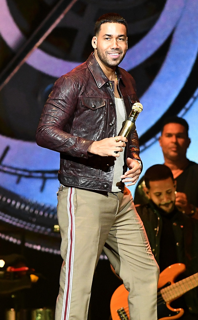 Surprise! Romeo Santos Reveals He Welcomed a Baby