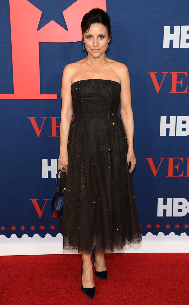 Julia Louis-Dreyfus, Veep Season 7 Premiere