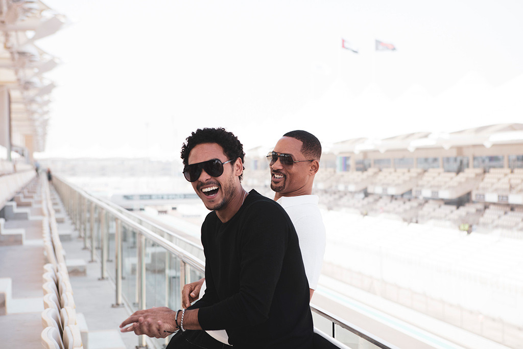 Will Smith, Trey Smith