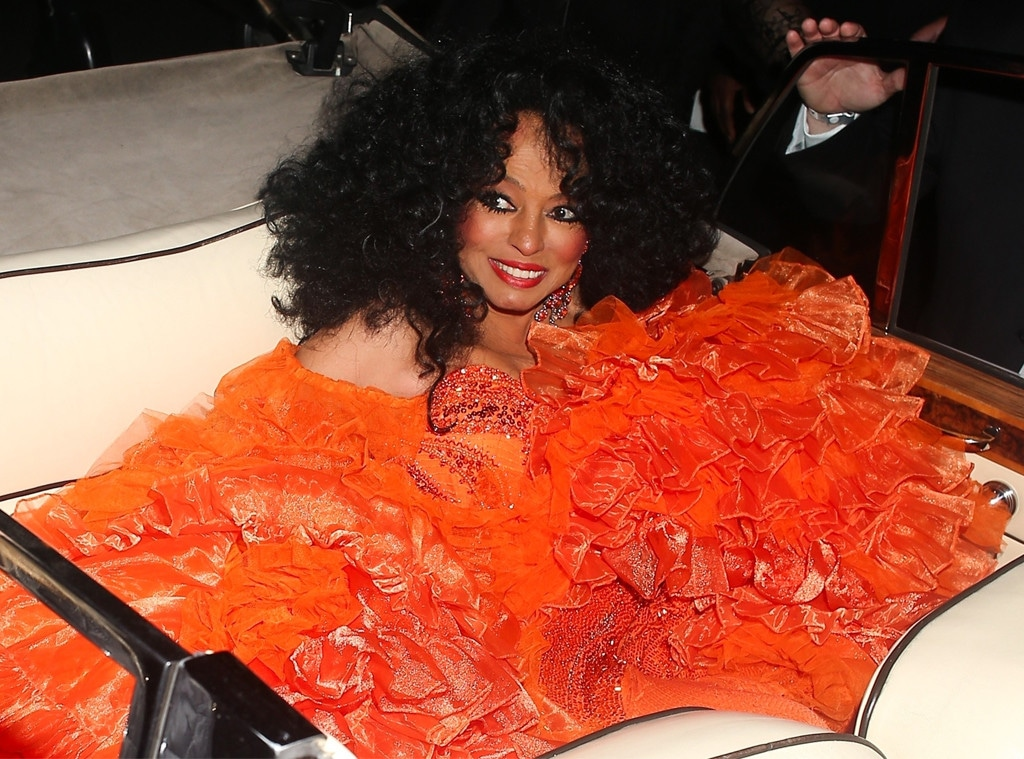 Diana Ross, Diana Ross' 75th Birthday Party