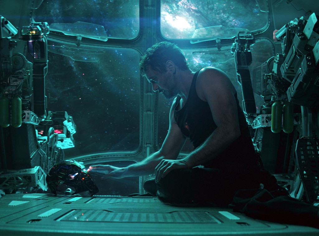 Robert Downey Jr., Best Roles, Avengers: Endgame