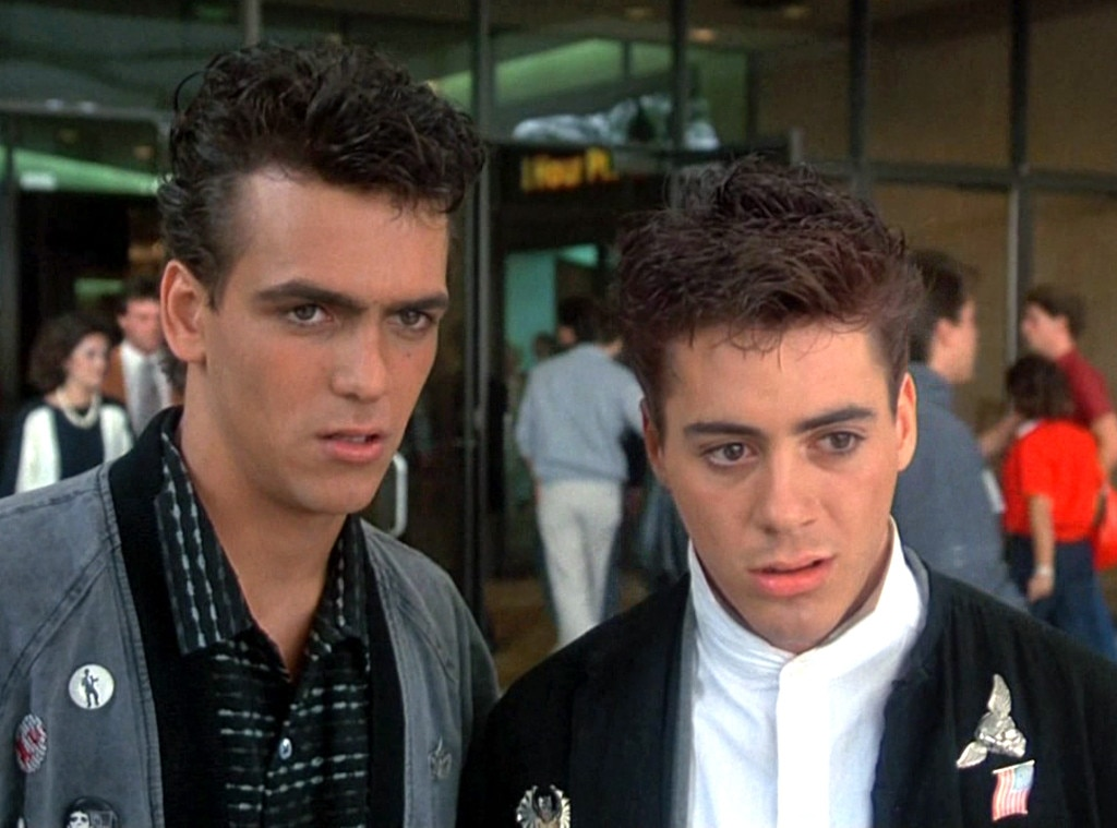 Robert Downey Jr., Best Roles, Weird Science
