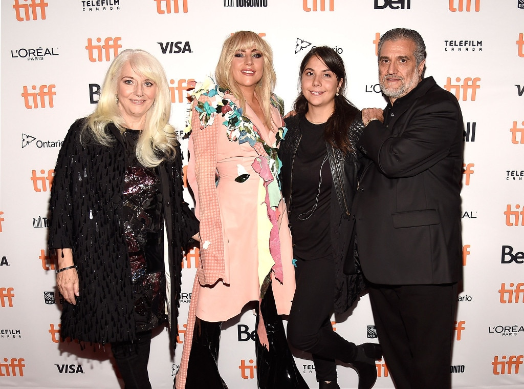 "The Germanottas -  Gaga remains especially close to her parents,  Joseph  and  Cynthia , as well as her sister  Natali .  ""Making your dad happy is, especially for an Italian Catholic girl, I'll tell you, it feels really good,"" she told  CBS News  in 2017."