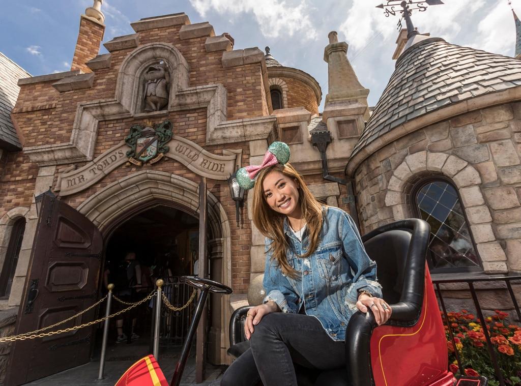 Brenda Song, Disneyland