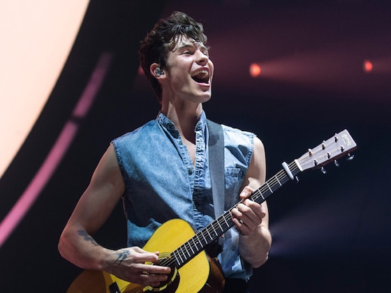 You'll Never Believe How Shawn Mendes Got His New Arm Tattoo