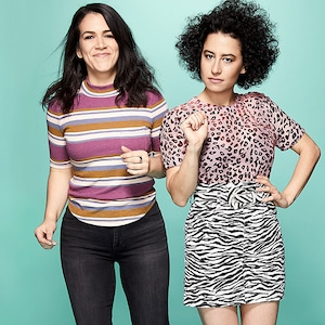 Abbi Jacobson, Ilana Glazer, Broad City