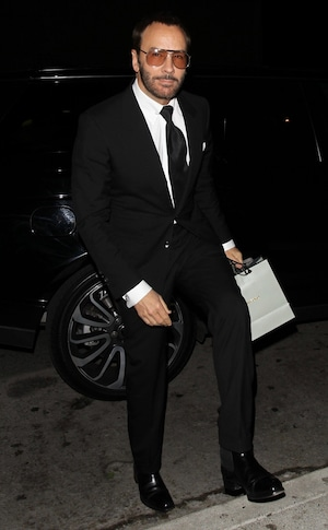 Tom Ford,  Diana Ross' 75th Birthday Party